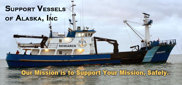 Alaskan Marine Survey Research Housing & Private Charters