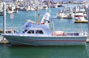 40'-Aluminum-Boat